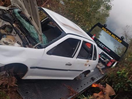 PM de Mauá da Serra recupera veículo furtado em Arapongas