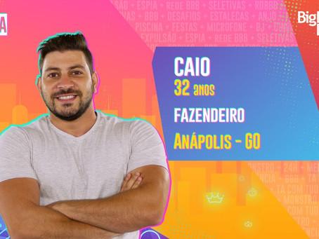 BBB21 - Caio é o 11º eliminado com 70,22% dos votos