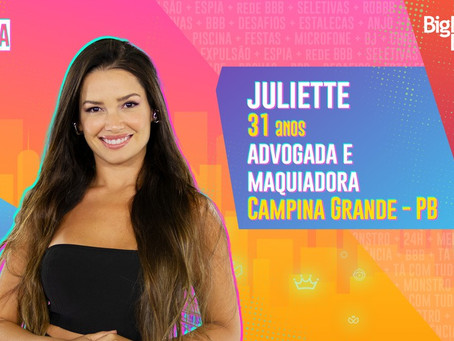 BBB 21: Juliette Freire é a vencedora da edição do reality show