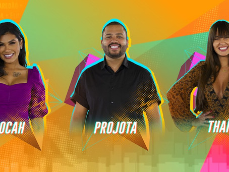 BBB 21: Pocah, Projota e Thaís estão no sétimo paredão... - Veja mais em https://tvefamosos.uol.com.