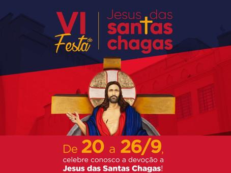 VI Festa de Jesus das Santas Chagas