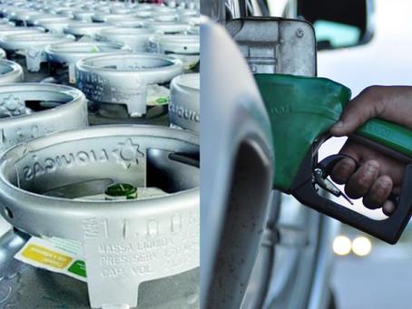 Petrobras aumenta os preços do gás (GLP) e gasolina nas refinarias a partir deste sábado
