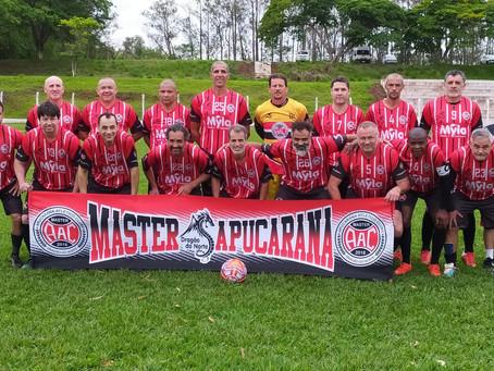 Futebol master de Apucarana garante vaga na final do Paraná Bom de Bola