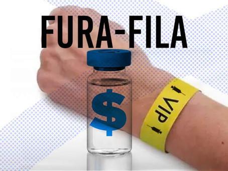 40% dos municípios paranaenses já denunciaram casos de fura-fila na vacinação