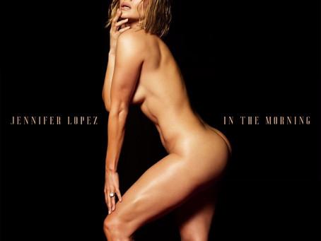 """A latina Jennifer Lopez lança o single """"In The Morning"""""""