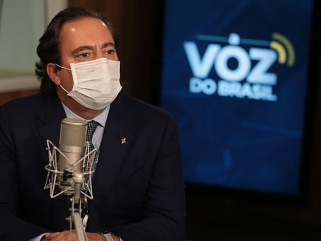 Pedro Guimarães esclarece dúvidas sobre auxílio emergencial
