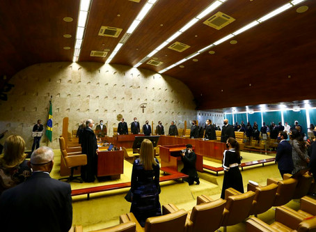 Julgamento sobre depoimento de Bolsonaro será na quinta-feira