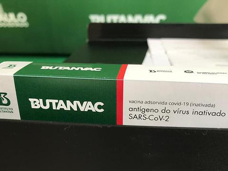 Testes da Butanvac já têm mais de 90 mil voluntários inscritos