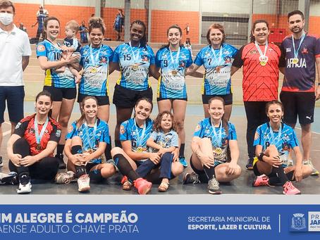 Jardim Alegre é Campeão Paranaense adulto Chave Prata