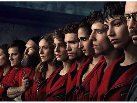 """Netflix divulga teaser da parte final de """"La Casa de Papel"""""""