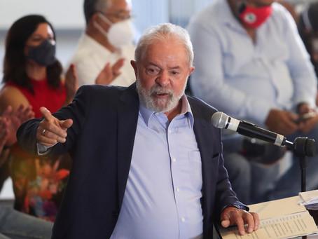 STF decide por 8x3 anular as condenações de Lula na Lava-jato
