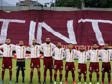 Cinco jogadores da Venezuela testam positivo para Covid-19