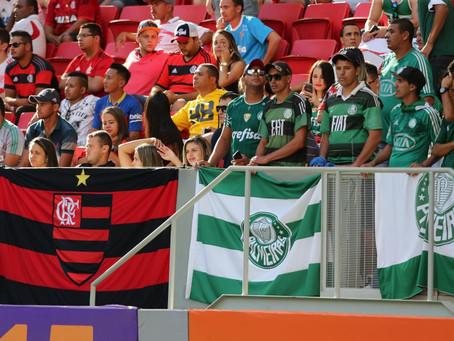 Estádio Mané Garrincha terá jogo do Flamengo com Palmeiras na Supercopa 2021