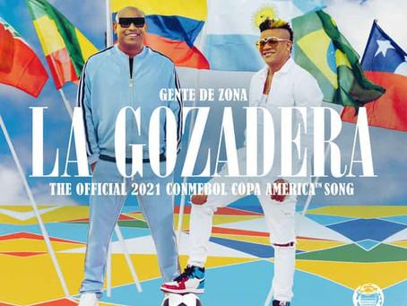 Gente de Zona lança música oficial da CONMEBOL Copa América™ 2021