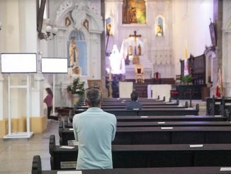 STF decide que estados e municípios podem restringir cultos e missas na pandemia