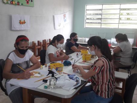 CRAS inicia atividades coletivas em grupos
