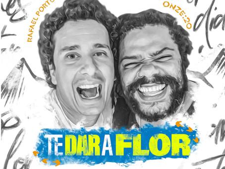 Humorista Rafael Portugal lança faixa com Vitin
