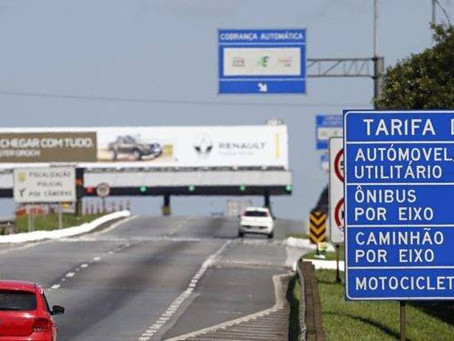 Fim das concessões vai deixar 91 prefeituras sem repasses de ISS do pedágio, no Paraná