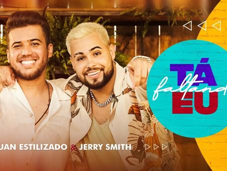 """Luan Estilizado regrava hit """"Tá Faltando Eu"""" com Jerry Smith"""