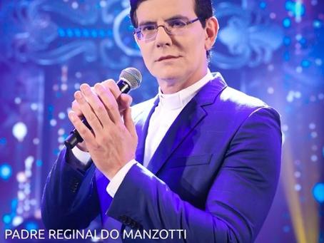 Padre Reginaldo Manzotti lança o single 'Pedi e Recebereis'