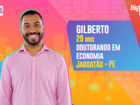 BBB21: Gil é eliminado com 50,87% dos votos