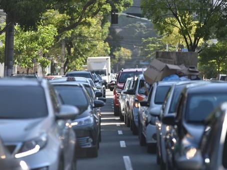 Senado aprova projeto que proíbe divulgação de infrações de trânsito