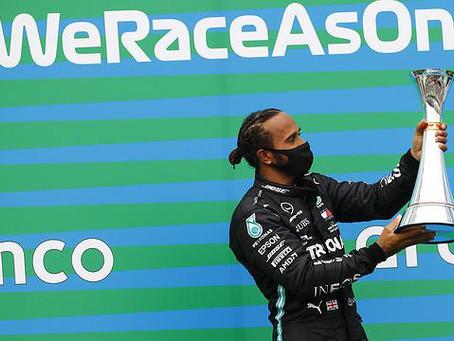 Lewis Hamilton testa positivo para Covid-19