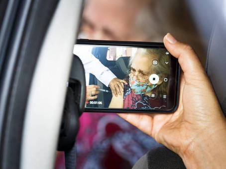 Projeto de lei quer tornar crime impedir filmagem de vacinação
