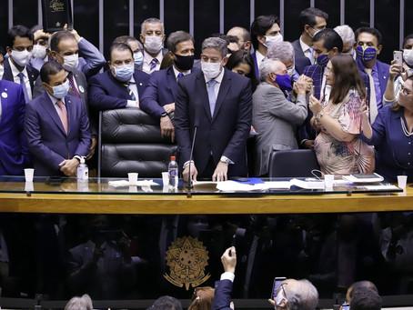 Eleição na Câmara