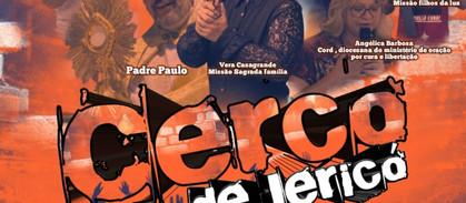 """Paróquia Imaculada Conceição realiza """"Cerco de Jericó"""""""