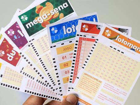 Confira os resultados da loteria desta segunda (4/10)