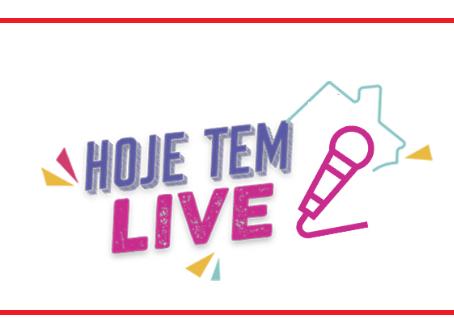 LIVE SHOW – Confira a agenda dos shows deste sábado (21)