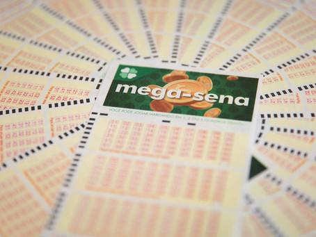 Concurso 2.368 da Mega-Sena: Aosta de RO ganha sozinha mais de R$ 37 milhões