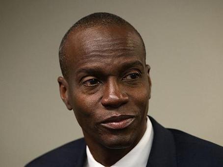 Presidente do Haiti, Jovenel Moise é assassinado em ataque