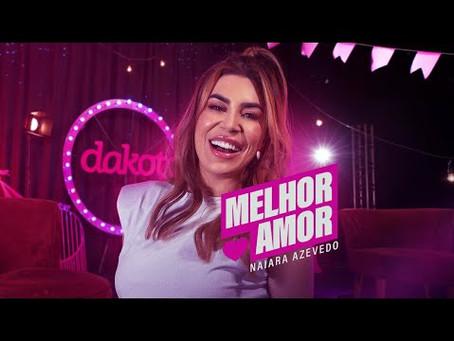 """Naiara Azevedo lança """"Melhor Amor"""" durante campanha da Dakota"""