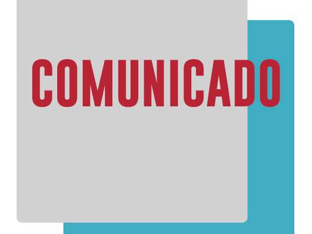Aviso da  Secretaria Municipal de Saúde de Cruzmaltina