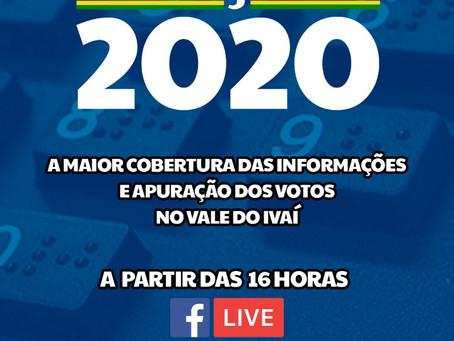 Rádio Nova Era prepara cobertura das Eleições 2020