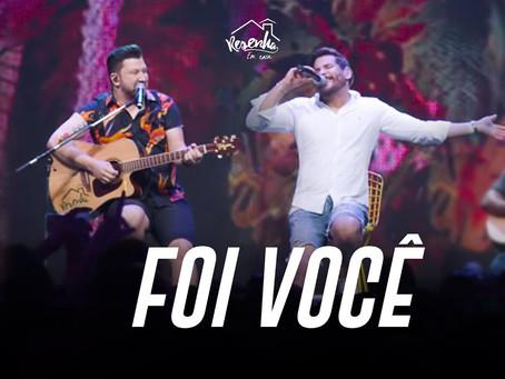 """Cleber e Cauan lança nova música """"Foi Você"""""""