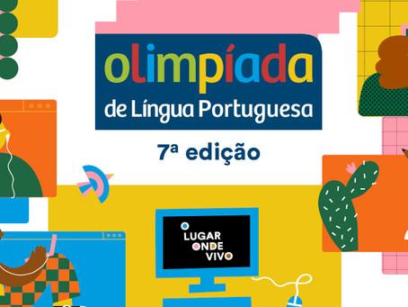 Olimpíada de Língua Portuguesa tem inscrições abertas até o dia 30 de abril
