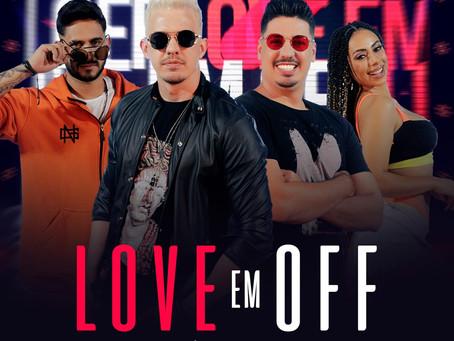 """""""Love Em Off"""" é o novo lançamento de Eder e André"""