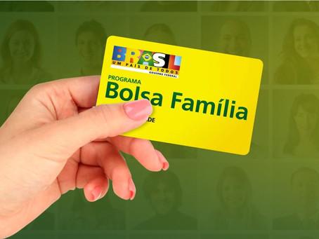 Beneficiários do Bolsa Família com NIS 3 recebem hoje auxílio