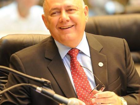 Morre deputado federal José Carlos Schiavinato, vítima do coronavírus