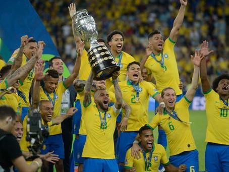 Jogadores da seleção se manifestam contra a Copa América, mas confirmam participação