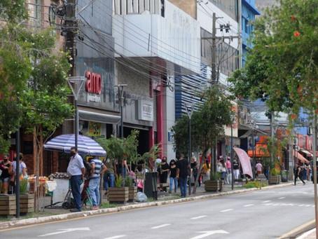 Rua de Londrina é a primeira com tecnologia de ponta no país
