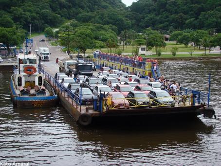 Tarifa do ferry-boat de Guaratuba aumenta para R$ 8,90