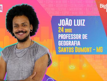 BBB21: João Luiz é o eliminado desta quinta-feira com 58,86% dos votos