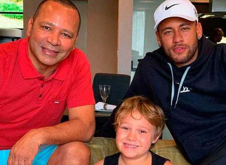Neymar, pai e filho do jogador estão com Covid-19
