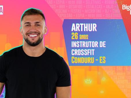 BBB21 - Arthur é eliminado no paredão, com 61,34% dos votos