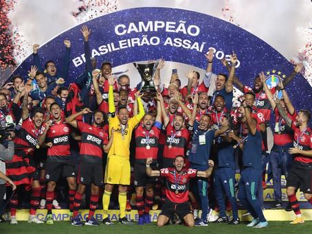Flamengo tropeça, mas empate do Inter garante o bicampeonato brasileiro