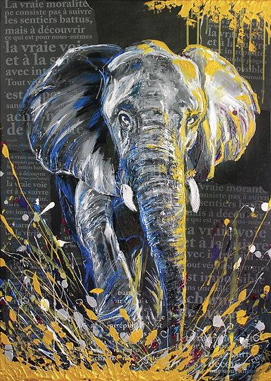 Éléphant #1